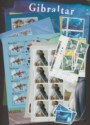 Gibraltar QEII Mint Postage Selection with Miniature Sheets - Face Value £60 UMM