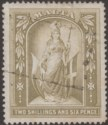 Malta 1899 Queen Victoria 2sh6d Olive-Grey Used SG34 cat £16