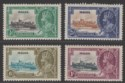 Malta 1935 KGV Silver Jubilee Set Mint SG210-213 cat £26