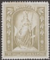 Malta 1899 Queen Victoria 2sh6d Olive-Grey Unused SG34 cat £45 as mint cleaned?