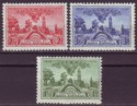 Australia 1936 KGV South Australia Centenary set Mint SG161-163