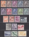 Christmas Island 1958-63 Queen Elizabeth II Sets Mint SG1-20 cat £18