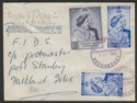 Falkland Islands Dependencies 1948 KGVI RSW Local First Day Cover Sth Shetlands