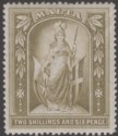 Malta 1899 Queen Victoria 2sh6d Olive-Grey Mint SG34 cat £45