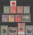 Malta 1926-27 King George V Postage Part Set to 3sh Mint
