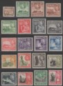 Malta 1938-43 King George VI Part Set to 10sh Mint