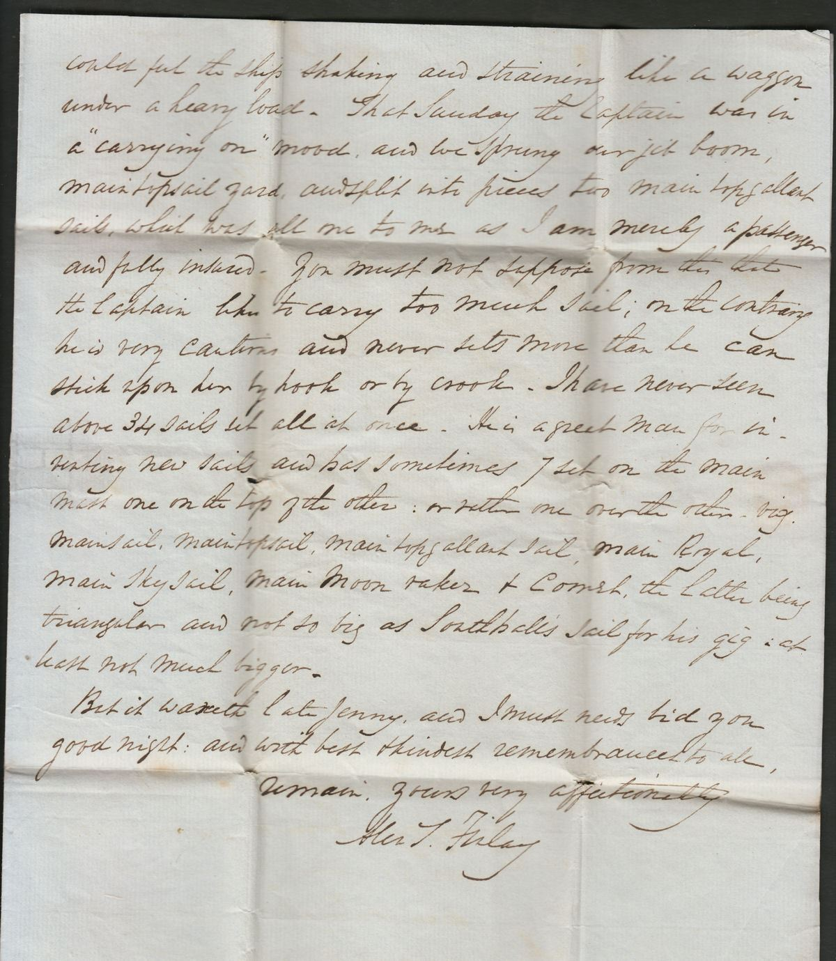 Mauritius 1832 Pair of Letters + Outer Wrapper written Ship Victory at Mauritius