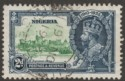 Nigeria 1935 KGV Silver Jubilee 2d Variety Kite and Vertical Log Used SG31k